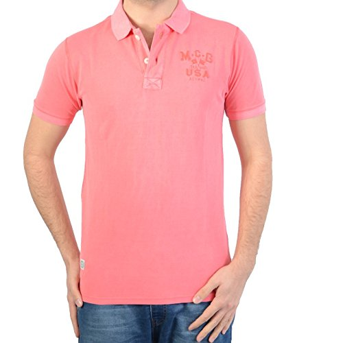 Polo McGregor Jack Ivy Rosso L Rosso