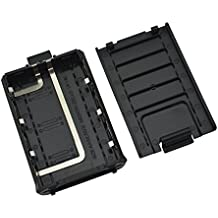 Buwico 6x pila AAA carcasa batería para Baofeng UV-5R de radio de dos vías Uv-5ra + Uv-5ra uv-5rc UV-5RE + uv-5rb UV-5RE tyt th-f8th-uvf9Walkie Talkie
