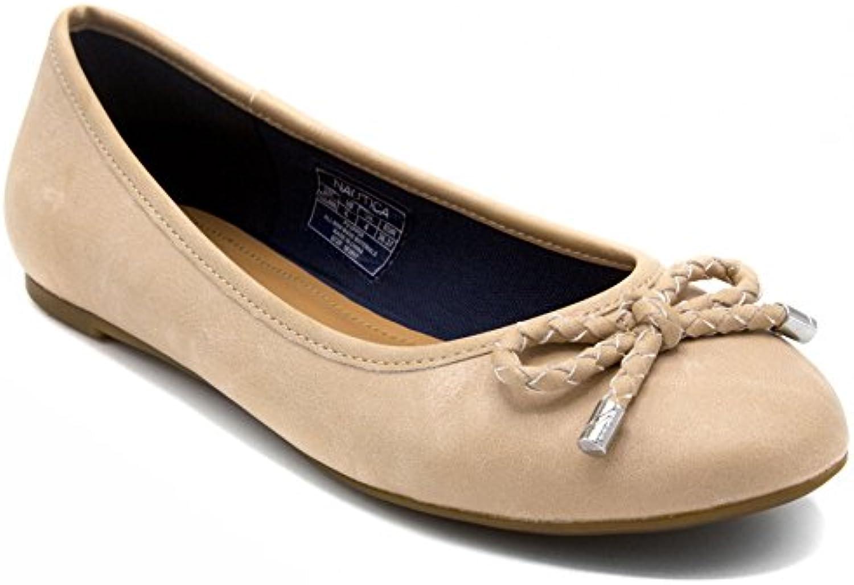 Wishcotton Dames M/émoire Confortables Pantoufles Femme Chaussures de Ballerine