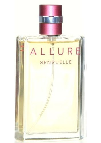 Chanel ALLURE SENSUELLE Eau De Parfum Spray 100ml (3.4 Oz) EDP Perfume