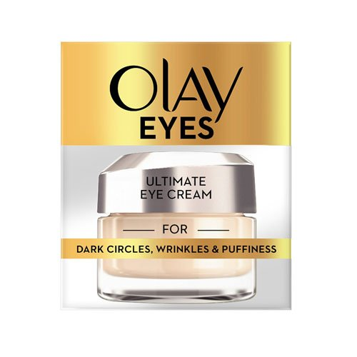Olay Eyes Ultimate Eye Cream For Dark Circles, Wrinkles and Puffiness, 15 ml