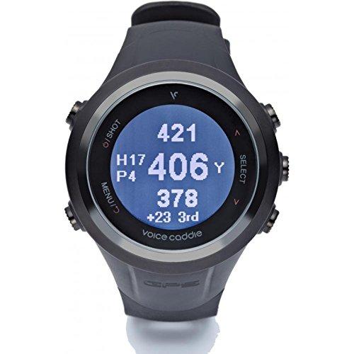 VOICE CADDIE T2 BLACK - Reloj GPS para Golf