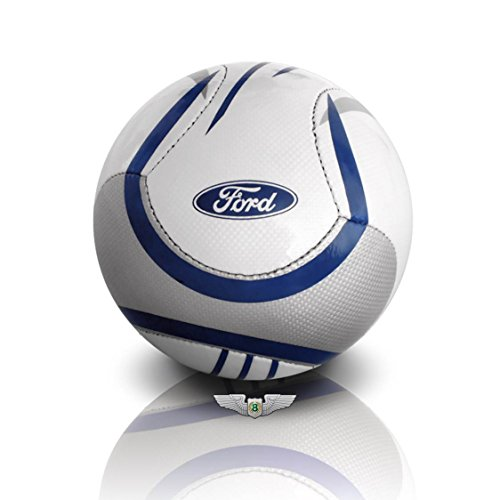 Ford Lifestyle Collection New Original Ford Kids Classic Carbon Fußball 35010528
