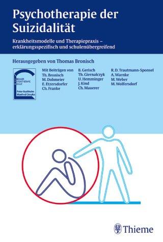 Cover »Psychotherapie der Suizidalität«