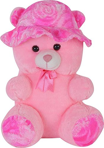 449073378e2 AVS presents this super-soft Cap Teddy Bear for your little kid. Delight  your child with these cute soft toys. Designed in attractive colors from  soft ...
