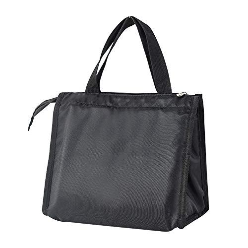 Fayeille Wiederverwendbare Lunchpakete, isolierte Picknicktasche mit Fach, große Picknicktasche für den Camping-Strandtag im Freien und für die Reise -