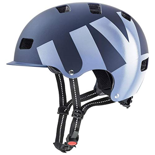 Uvex HLMT 5 Bike Pro BMX Dirt Fahrrad Helm blau 2019: Größe: 55-58cm