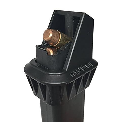 MakerShot Schnelllader / Speedloader für Magazin (Magazin bitte unten auswählen) - 9mm - Glock 19