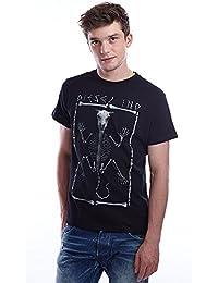 T-shirt à manches courtes T-Agid Denim Diesel