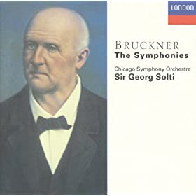 Bruckner: The Symphonies (10 CDs)