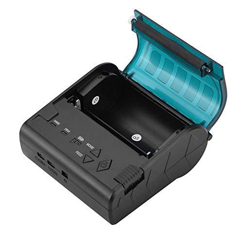 5d25b0afc1 Tonysa Stampante Termica per ricevute Mobile 80mm Thermal Line DOT System Stampante  Termica Bluetooth/USB