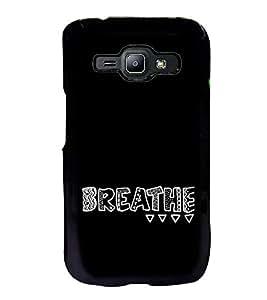 Printvisa Ultra Breathe 2D Hard Polycarbonate Designer Back Case Cover for Samsung Galaxy J2 ...