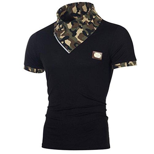 Lauren-polo-jungen Jacke Ralph (Kanpola Camo T-Shirts Herren Poloshirt Männer Sommer Print Plus Größen Kurzarm Polo Hemd Polo Shirt)