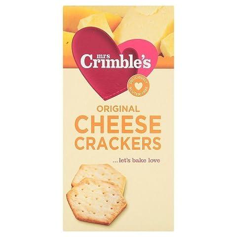 Mrs Crimble's Cheese Crackers 130