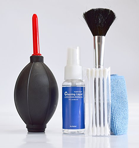 Camera Lens Cleaning Kit FOR NIKON CANON SONY DSLR CAMERA  available at amazon for Rs.295
