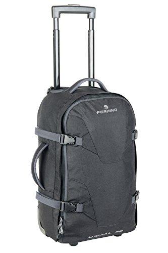 Trolley Uxmal 30 Ferrino dimensions bagage à main pour l'avion Taille 30-L (Noir)