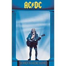 Who Made Who [Musikkassette]