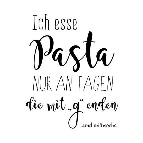 Braun & Company Servietten Pasta - Garten Pasta