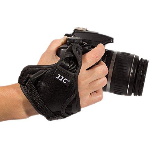 Handschlaufe für DSLRs z.B. für Canon EOS-1D C EOS-1D X EOS 5DS R 5D Mark III 6D 7D Mark 70D 60Da 750D 760D 700D 1200D 7D 60D 650D 600D 5D Mark II 1100D 550D EOS-1D Mark IV 500D 1000D 450D (HS-N) - Kamera Canon 60d