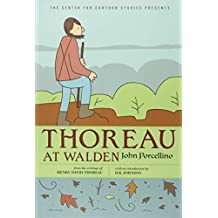 Thoreau at Walden (Center for Cartoon Studies Graphic Novel)