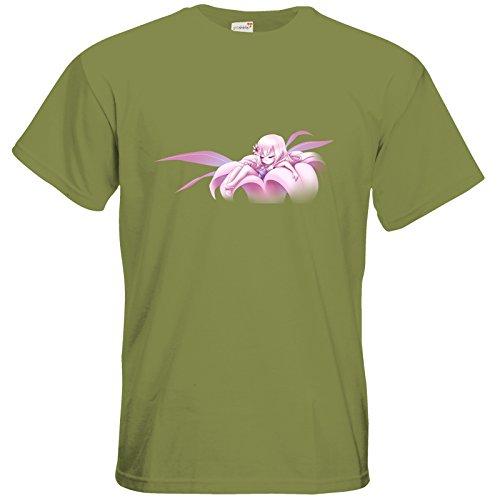 getshirts - Lukiyas Shop - T-Shirt - Motiv 1 Green Moss