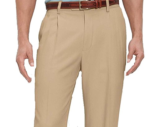 tommy-bahama-da-uomo-cachi-naturale-100-seta-taglia-38-l-pantaloni