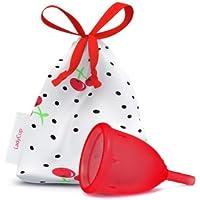 LadyCup Coupe menstruelle Wild Cherry