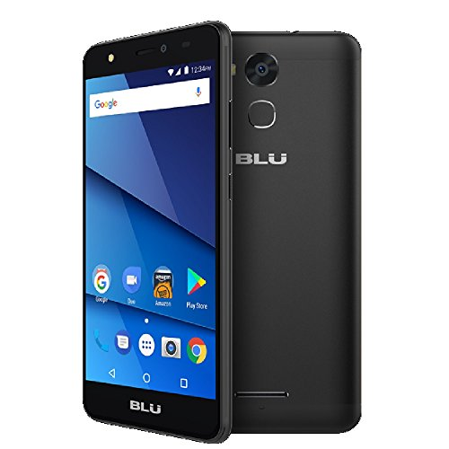 BLU Studio J8 Dual SIM LTE Schwarz SIM Free