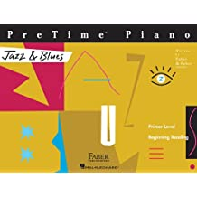 Faber Piano Adventures: PreTime Jazz & Blues