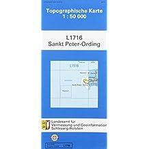 Sankt Peter Ording Karte.Suchergebnis Auf Amazon De Fur Stadtplan St Peter Ording