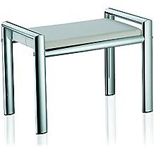Kela 21986 Sitzhocker, Metall, 66,5x 38,5x 48,5 Cm