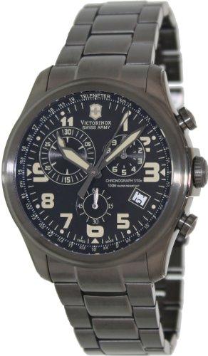 Victorinox Swiss Army 241289 – Reloj para hombres, correa de acero inoxidable