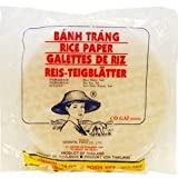 #9: Rice Paper (Spring Roll Wrappers) 22cm 400g by Banh Trang