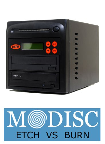 Systor 1-1 M-Disc Support CD DVD...