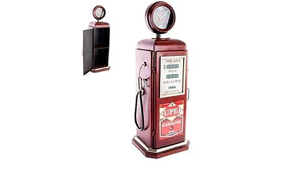 Pompe à essence armoire et pendule: Amazon.fr: Cuisine & Maison