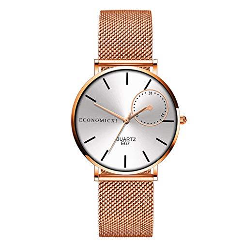 Uhren DamenArmbanduhr Fashion Chimes Diamond Sportuhr Lederarmband Watch Luxus Armband Exquisit uhr Klassisch uhr ABsoar -