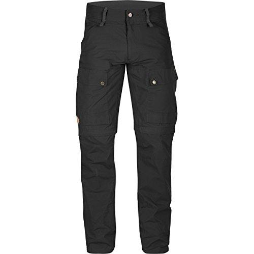 Fjällräven Herren Keb Gaiter Trouser Regular Lange Hose Black-Black (550-550)