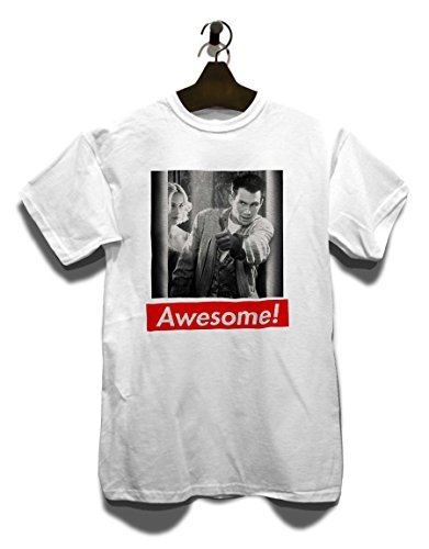 Awesome 81 T-Shirt Weiß