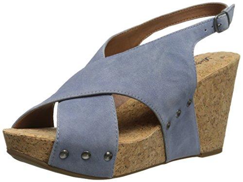 lucky-brand-minari-damen-us-9-blau-keilabsatze-sandale