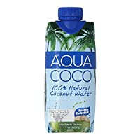 ‏‪Aqua Coco Coconut Water, 330 ml‬‏