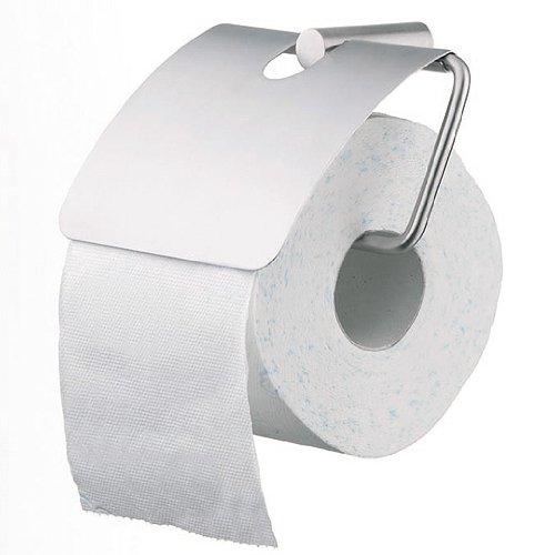 Toilettenpapierhalter (Edelstahl)