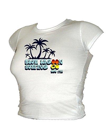 Blue Ray T-Shirts T-Shirt - Donna White
