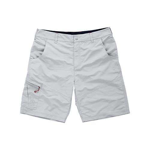Gill UV Tec Shorts pour les hommes Silver Grey