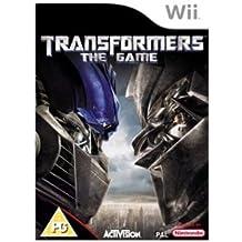 Transformers: The Game (Wii) [Importación Inglesa]