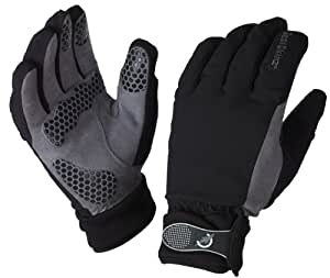 Sealskinz All Weather Cycle Gloves - 2012/2013 Model. (Black, Small)