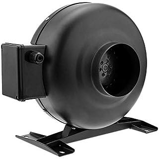 PrimeMatik - Rohr Ventilator für 100 mm Durchmesser. Inline Kanalauszieher für die industrielle Lüftung