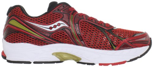 SAUCONY Power Grid Triumph 9 Scarpa da Running Uomo Red/White/Gold