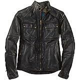 Chaqueta Chaleco Hombre Birling Moto Belstaff Color Negro XXL
