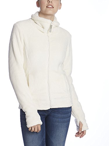 Bench Legacy, Cardigan Donna Avorio (Cream CR018)