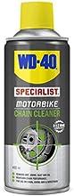 WD-40400ml especialista limpiador de cadena de motocicleta